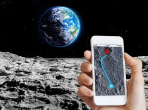 GPS Navigation System on the Moon from NASA