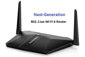 Get Faster Speeds with Next-Gen 802.11ax Wi-Fi 6 Routers