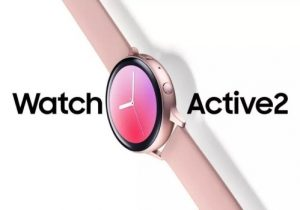 Specs and release date of Samsung Galaxy Watch Active 2
