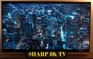 Experience World's Biggest Sharp 8K TV at IFA in Berlin