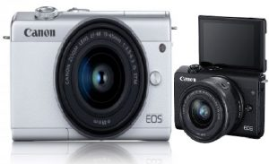 Get New Mirrorless EOS M200 of Canon at affordable price