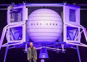 Blue Origin teamed up to offer Human Landing System for NASA