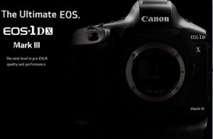 Canon has announced advanced EOS-1D X Mark III professional DSLR