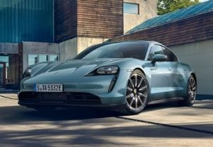 New Model of Porsche Taycan 4S EV is now available