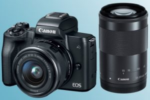 Canon will launch EOS M50 Mark II with Attractive Price very soon