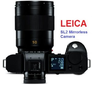 Leica has announced 2nd Edition SL2 Mirrorless Camera with 5K Video