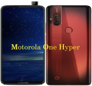 Get Motorola One Hyper with 32-Megapixel Front and 64-Megapixel Rear Cameras