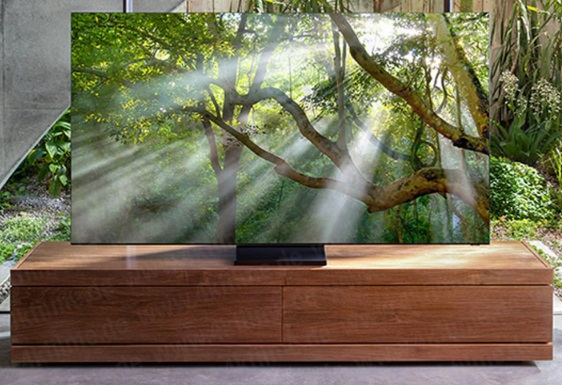 Samsung will present a Bezel-Free TV at CES 2020