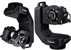 CR-S700R Robotic Camera System of Canon