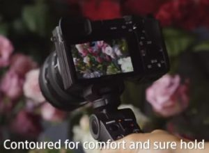 Sony announced New GP-VPT2BT Shooting Grip with Wireless Remote Commander