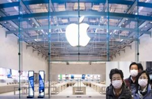 Corona Virus has pushed Apple to close its entire stores in China
