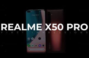 Get cheaper Realme X50 Pro 5G with 65W Super-Dart Flash Charging