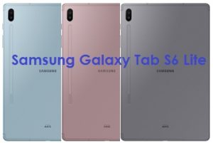 Get ready for cheaper & newer Samsung Galaxy Tab S6 Lite