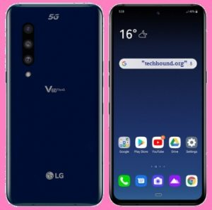 LG will launch its next flagship LG V60 5G phone in the United States and Europe