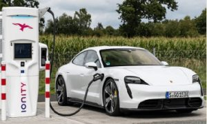 Porsche has opened most Powerful EV Rapid-Charging Park in Europe