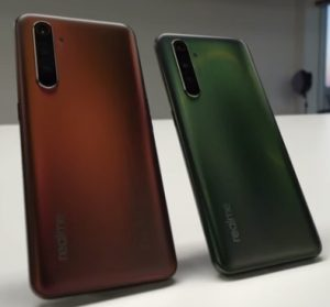 Realme X50 Pro 5G with 65W Super-Dart Flash Charging