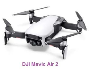 Leaked photos of DJI Mavic Air 2 Drone with more Advanced Features