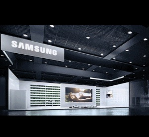 Find innovative LED products at Always Open Virtual Booth of Samsung