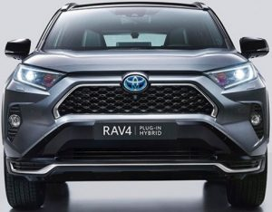 Get new RAV4 Prime Plug-in-hybrid of Toyota this Summer at $40K