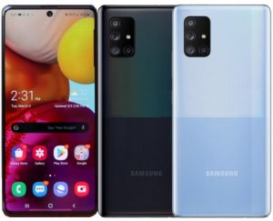 Get new Samsung Galaxy A71 with 5G at $600 on 19th June 2020