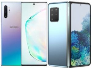 Leaks show Samsung to launch Galaxy Note 20 and Galaxy Fold 2