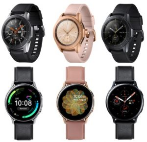 Leaks show the new Samsung Galaxy Watch 2 & 3 to launch on 5th August 2020