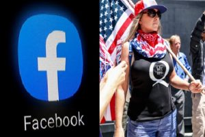 Facebook is cracking down on pages and groups linked to QAnon conspiracy