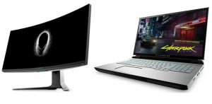 Get new Alienware 25 Gaming Monitor and Area-51m R2 & m17 R3 Laptops