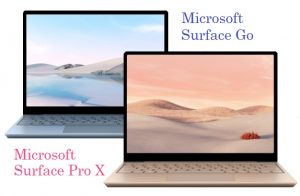 Microsoft will launch new Surface Go Laptop and Surface Pro X Updates