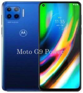 Motorola will soon announce Moto G9 Power with 6,000mAh Battery