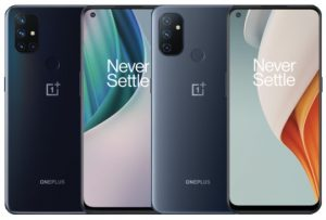 OnePlus will release Nord N10 5G and cheapest Nord N100 in November 2020