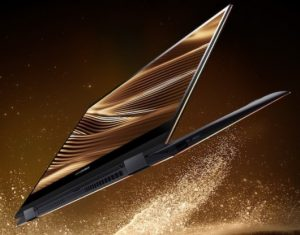ASUS launched its latest ZenBook Flip with Convertible Touchscreen