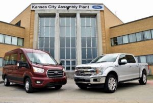 Ford Motors Kansas City will create New Full-time Jobs for Americans