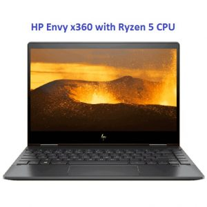 Get HP Envy x360 2-in-1 Laptop at a Cheaper Price and Save $180