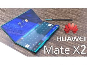 Leaks suggest the Mate X2 Foldable smartphone will be arrived very soon