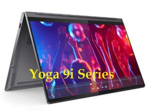 Lenovo Yoga 9i 15 with amazing advanced features