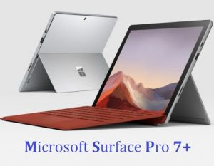 Microsoft Surface Pro 7+ announced with LTE, Bigger Battery & Tiger Lake Processor