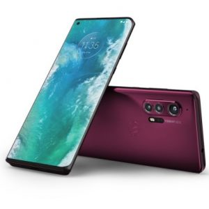Motorola officially announced the launch of Edge S smartphone on 26th January 2021