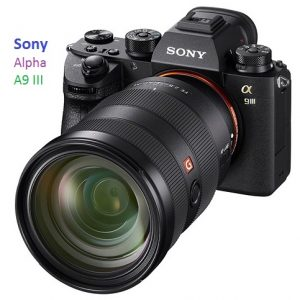 Sony to launch Alpha Camera A9III on 26th January 2021