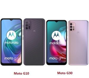 Motorola has launched budget-friendly smartphones Moto G10 and Moto G30