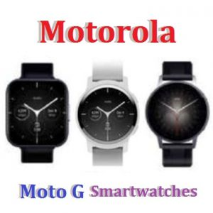 Motorola to present its Branded Smartwatches powered by Snapdragon Wear 4100