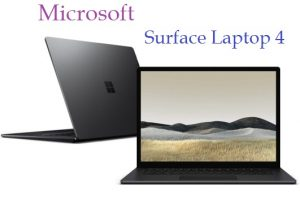 Microsoft has announced the new Surface Laptop 4