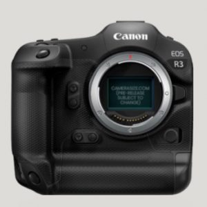 Canon to launch Full-frame EOS R3 Mirrorless Camera