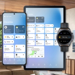 Samsung Electronics to release Smart Things with New Interface