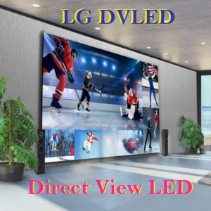 LG launched Extreme Home Cinema range including massive 325-inch Display